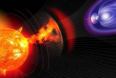Portais estranhos ligam a Terra ao Sol de oito em oito minutos