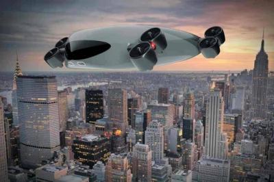 Kelekona propõe autocarro aéreo com capacidade para 40 lugares