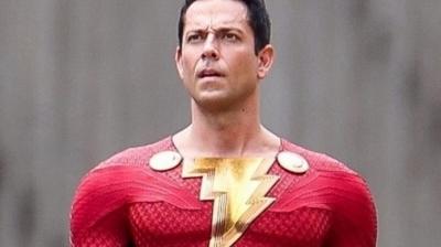 'Shazam 2: Fúria dos Deuses': primeiro teaser revela novo uniforme do herói