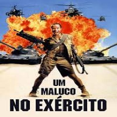 UM MALUCO NO EXÉRCITO FILME DE COMÉDIA