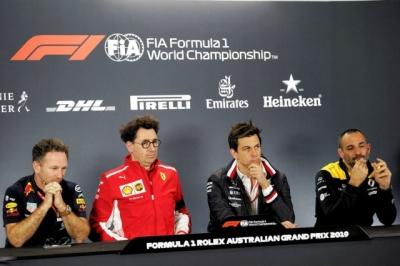 Chefes da F1 finalmente fazem reunião sobre as regras para 2021 – Fórmula 1