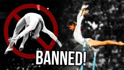Veja os movimentos que foram banidos da ginástica olímpica