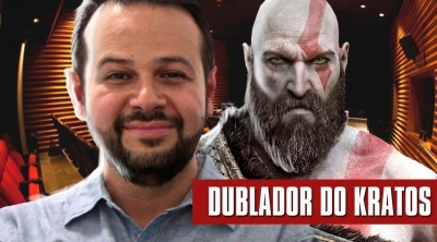 Dublador do Kratos, entrevista com Ricardo Juarez, a VOZ de God of War