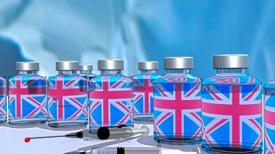 Vacina inglesa poderá estar pronta no Natal