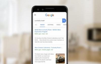 Google Search: mais publicidade no seu smartphone