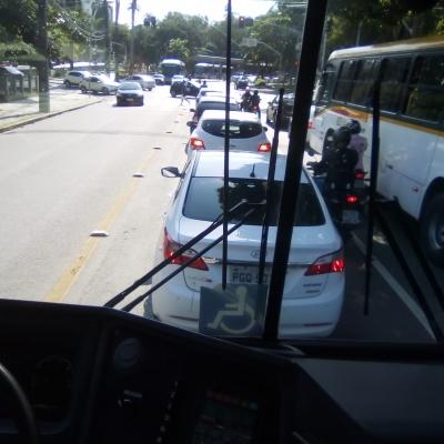 Trânsito complicado na Benfica
