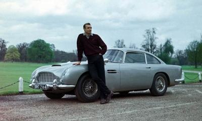Aston Martin lança edição limitada do DB5 de James Bond