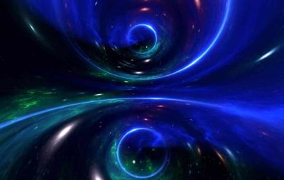 Pesquisa revela molécula gravitacional que coexiste em dois buracos negros