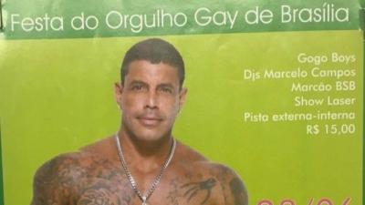 Empresária pede bloqueio de salário de Frota por calote em boate gay