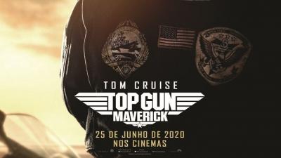 Top Gun e Bob Esponja ganham novas datas de lançamento nos cinemas