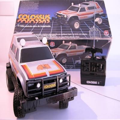 Colossus da Estrela - Foi lançado em maio de 1984 e saiu de linha em agosto de