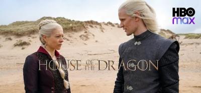 House of the Dragon, de GoT, ganha prévia