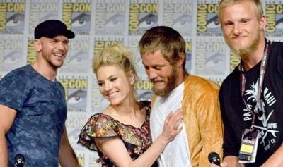 Vikings: Travis Fimmel pode ser padrinho de casamento de um dos atores da série