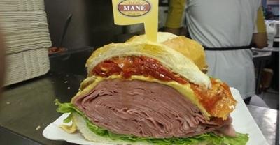 Comemore o aniversário de São Paulo com um belo sanduíche de mortadela