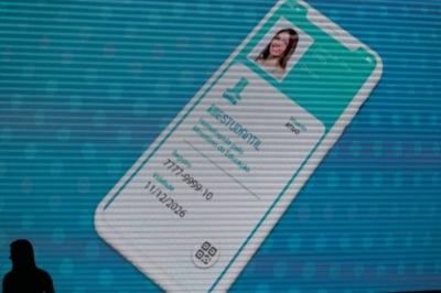 MEC lança carteira de estudante digital