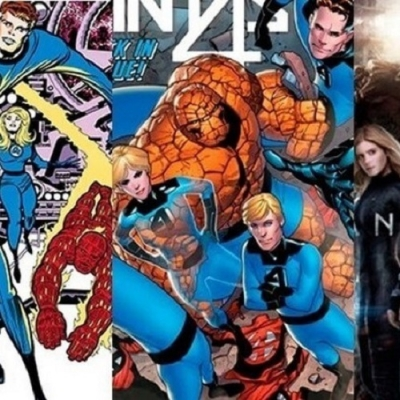 A evolução dos heróis da Marvel nos quadrinhos, na TV e no cinema