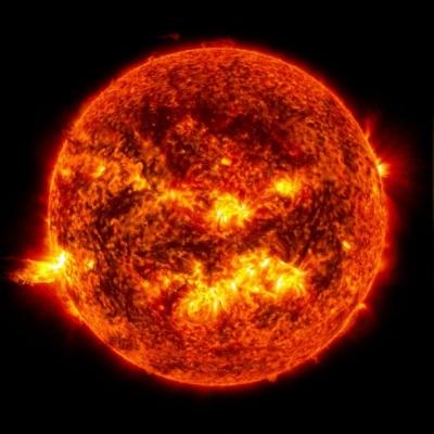 Nasa registra maior explosão solar desde 2017