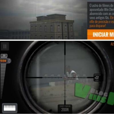 Sniper Elite e suas pérolas