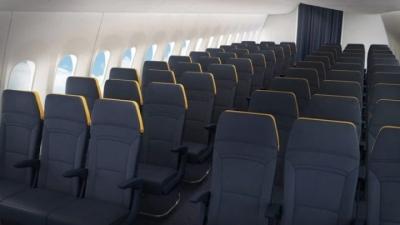 Ryanair e avião 'lata de sardinha' na pandemia