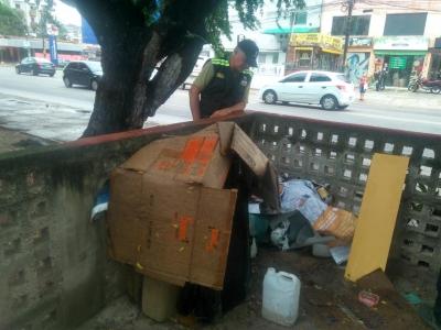 Disciplinamento no Espaço Urbano