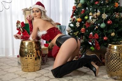 Especial de Natal: Fernanda Cardoso em ensaio sensual