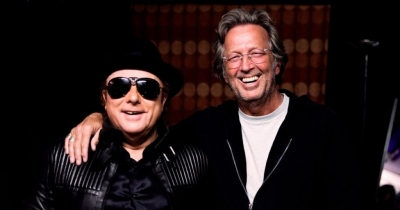 Ouça a música anti-lockdown de Eric Clapton e Van Morrison