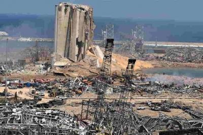 O que tornou a explosão de nitrato de amónio, em Beirute, tão devastadora