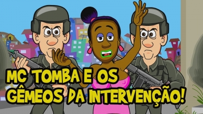 MC Tomba e os Gêmeos interventores!