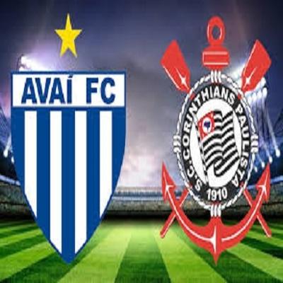Avaí x Corinthians 2021