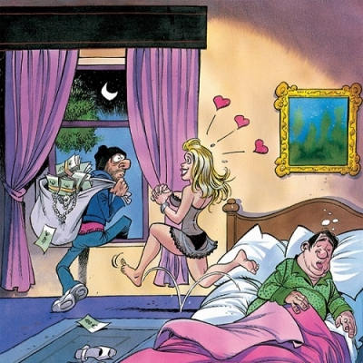 A Casada Carente.