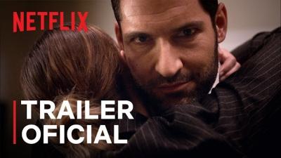 Lucifer decide ser Deus em novo trailer