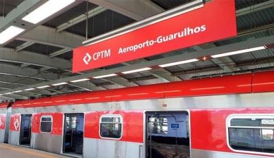 Trem para o aeroporto de Guarulhos: vale a pena?