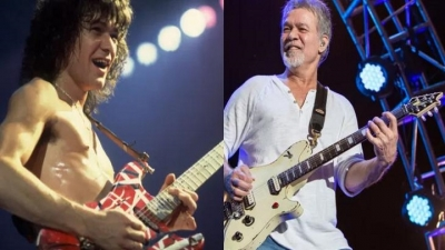 Morre o guitarrista Eddie Van Halen