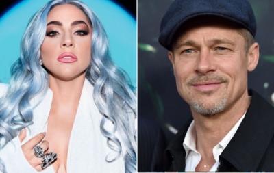 Lady Gaga vai atuar com Brad Pitt em novo filme