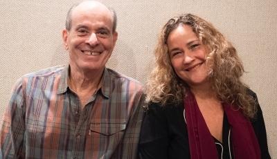 Delia Fischer e Ney Matogrosso arrebentam em 'Blues de Acabar'