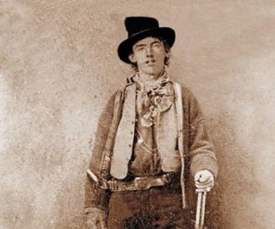 Conheça a história dos criminosos mais famosos do mundo #5 - Billy the Kid