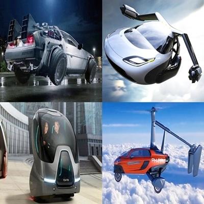 5 veículos do futuro – tecnologias que estarão nas ruas muito em breve