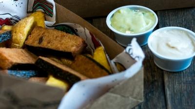 Rede de fish and chips lança 'peixe de soja'