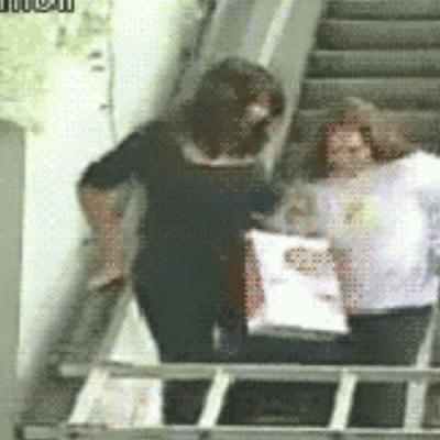 Será a escada uma inimiga mortal?