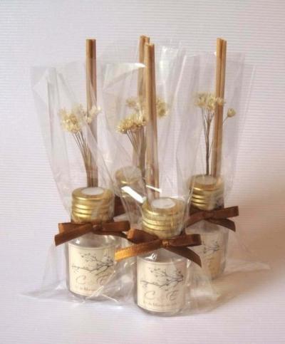 Como fazer aromatizador caseiro com varetas de bamboo