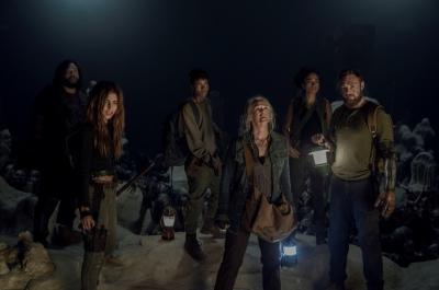 The Walking Dead - Final adiado da 10ª temporada chega ao Brasil em Outubro