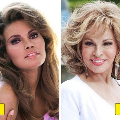 Como estão as famosas consideradas símbolos sexuais da década de 60 e 70