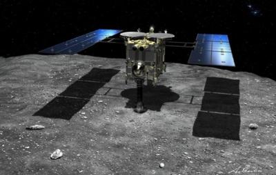 Bala de canhão quebra Ryugu e faz novas descobertas sobre o asteroide