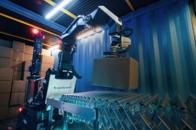 Stretch: Boston Dynamics apresenta novo robô para uso em armazéns