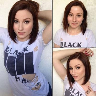 Já imaginou como são as atrizes de filme adulto na vida real sem maquiagem???