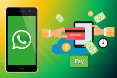 WhatsApp testa sistema de pagamento digital
