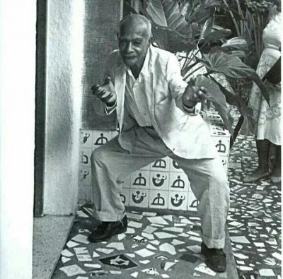 Vicente Ferreira Pastinha, mestre de capoeira e filósofo popular