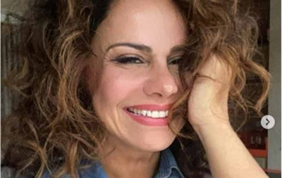 Viviane Araújo surpreende em clique de 2011