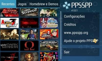 Lista de jogos para PPSSPP