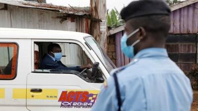 OMS preocupada com aceleração de Covid-19 na África